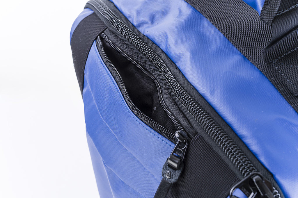 Hideo Wakamatsu Veil Carry-On Blue