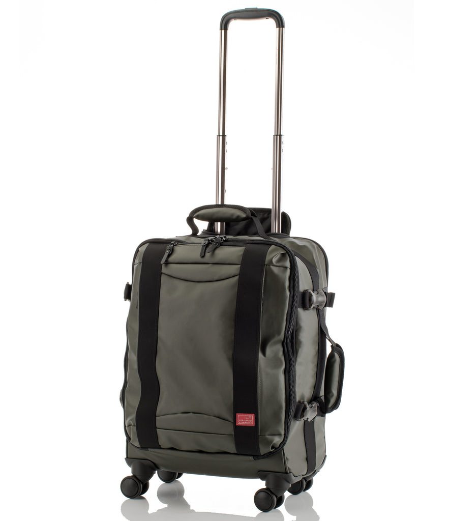 Hideo Wakamatsu Veil Carry-On Army Green