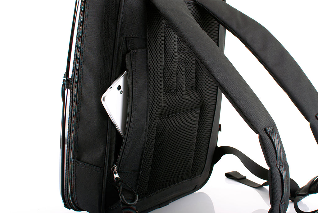 Hideo Wakamatsu Gear Backpack Black
