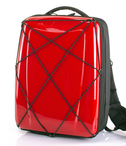 Hideo Wakamatsu Gear Backpack Red