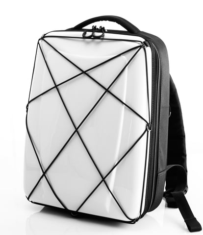 Hideo Wakamatsu Gear Backpack White