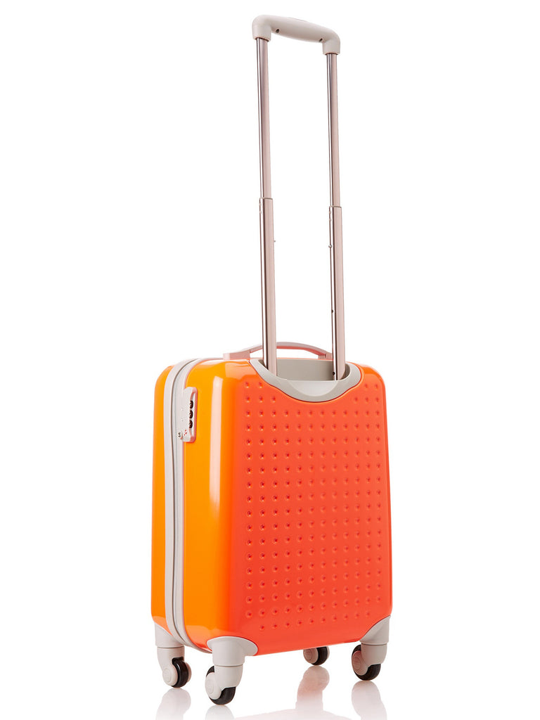 Hideo Wakamatsu Jelly Bean Carry-On Orange