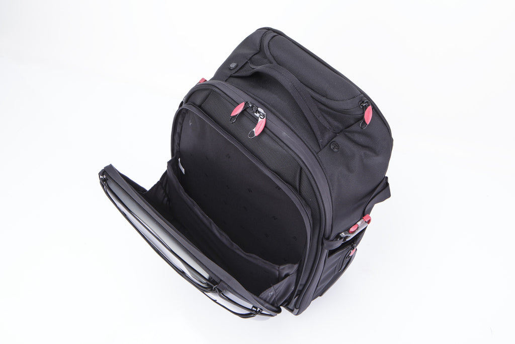 Hideo Wakamatsu Hybrid Carry-On Black