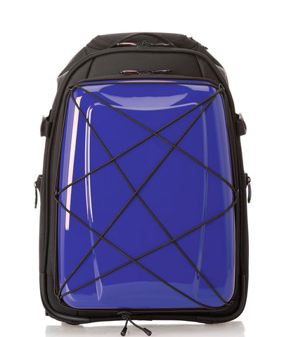 Hideo Wakamatsu Hybrid Carry-On Blue