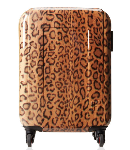 Hideo Wakamatsu Leopard Carry-On