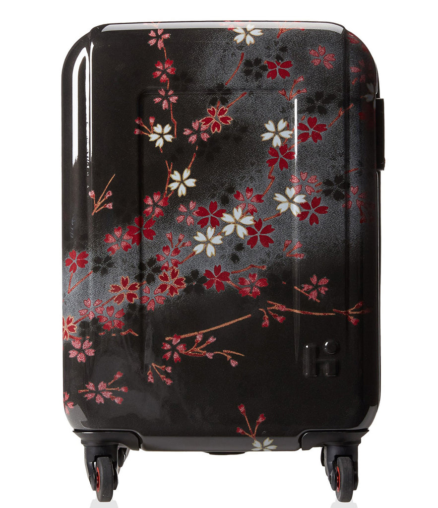 Hideo Wakamatsu Black Sakura Carry-On