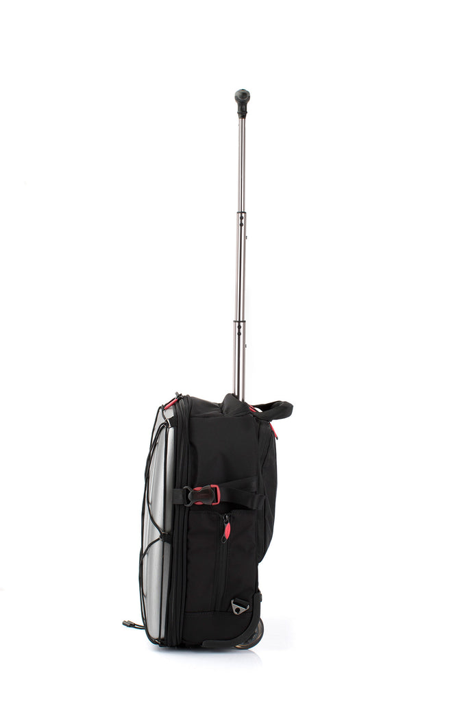 Hideo Wakamatsu Hybrid Carry-On Small Silver