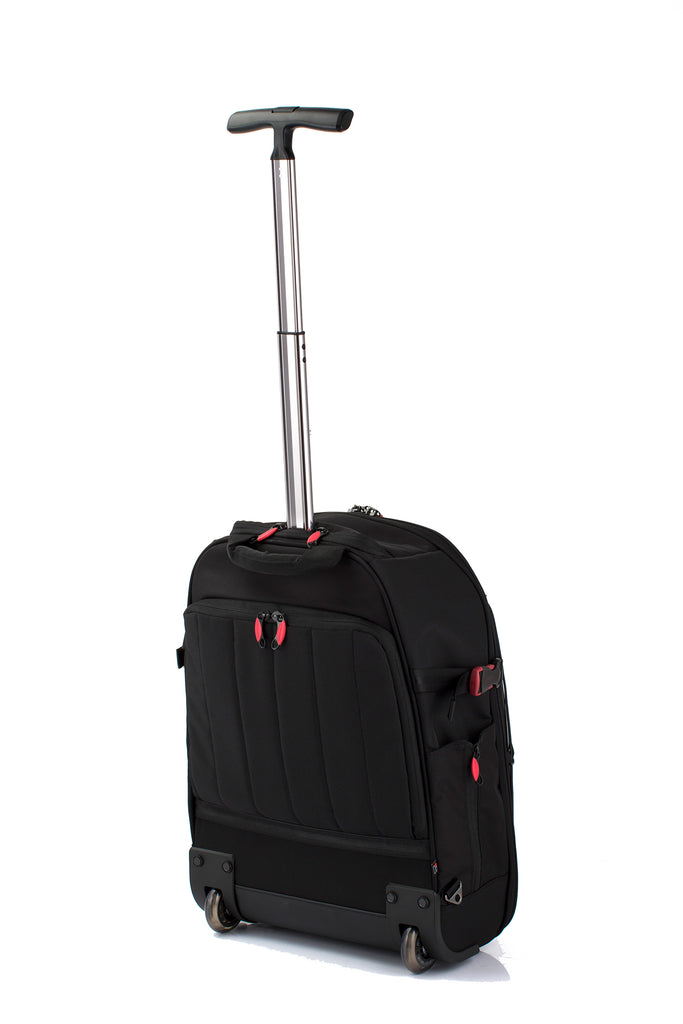 Hideo Wakamatsu Hybrid Carry-On Red