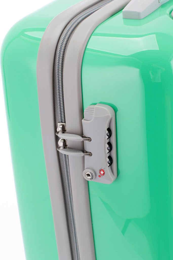 Hideo Wakamatsu Jelly Bean Carry-On Green
