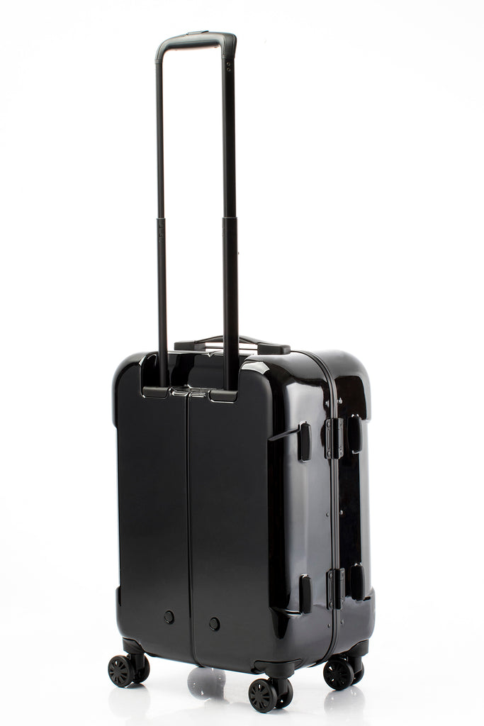 Hideo Wakamatsu Narrow Carry-On Black