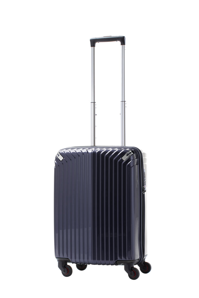 Hideo Wakamatsu Inlight Carry-on Navy