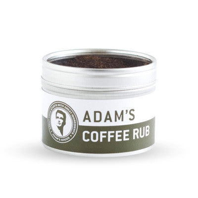 Adam's Coffee Rub
