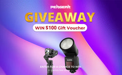 [ENDED] $100 Gift Voucher Giveaway - PERGEAR