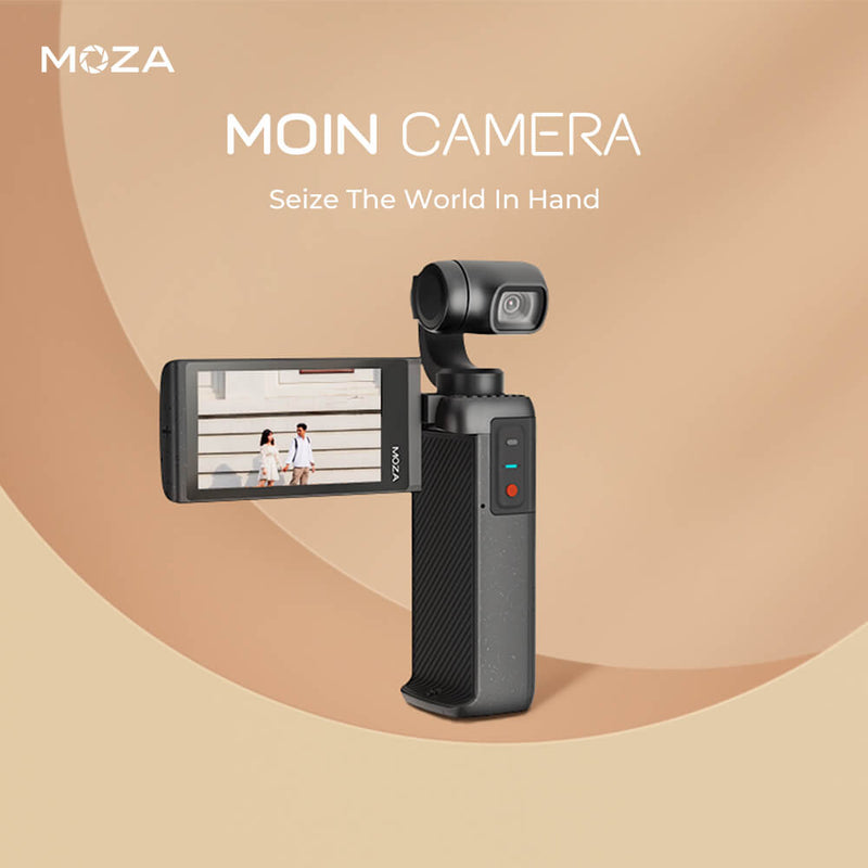 MOZA MOIN CAMERA is Coming
