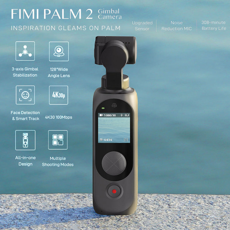 FIMI PALM 2 FPV Gimbal Camera - PreReview