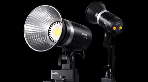 New! Godox ML60w Portable Video Light is Comming Soon!