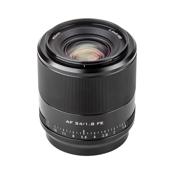 New Viltrox Lens -- $399 Viltrox AF 24mm F1.8 FE Aotofocus Lens Review (Full Frame and APS-C)