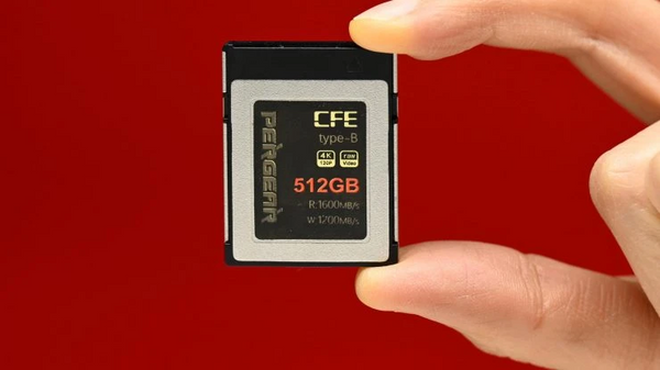 PERGEAR CFexpress Type-B 512GB Memory Card Review by Matthew Allard Acs Via News Shooter