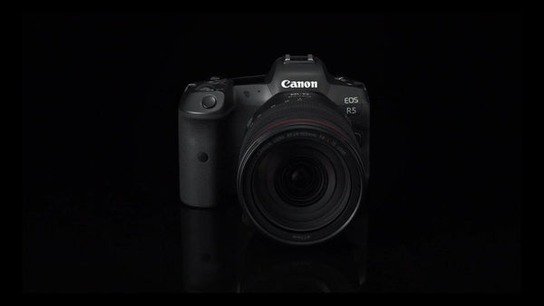 Newly Released Canon EOS R5