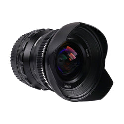Pergear New Releases: $165 12mm F2 Lens for APS-C Mirrorless Camera Systems