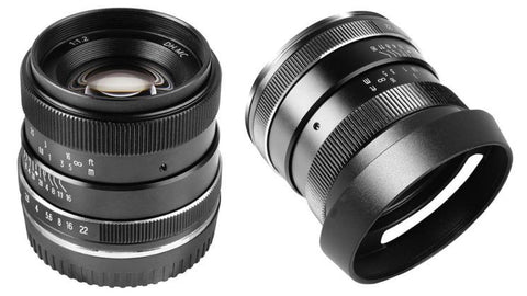 Top 10 Cheap Camera lenses in 2020