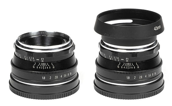 The Best Budget Lens- Pergear 25mm F1.8