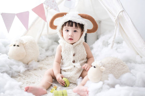 5 Tips for 6 Month Baby Photos