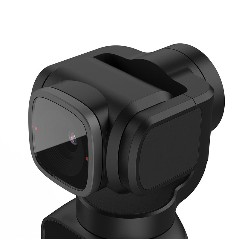Snoppa Vmate Pocket Cameras 3 Axis Gimbal Stabilizer with 4K Smart Camera, 200Mbps High Bitrate, H265, 90°Rotating Lens, 220min Runtime, WiFi Connect, Built-in Mic & Bluetooth Mic Support