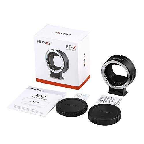 Viltrox EF-Z Auto Focus Lens Mount Adapter for Canon EF to Nikon Z