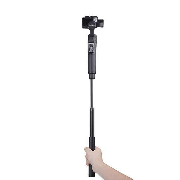 Pergear Extension Stick (New Version in 2019) for Zhiyun Smooth 4, Hohem Isteady Mobile 2, Hohem Isteady Pro, DJI Osmo Pocket, DJI Osmo Mobile 2, Moza Mini S, Snoppa Atom, Feiyu G6 Plus, Feiyu G6