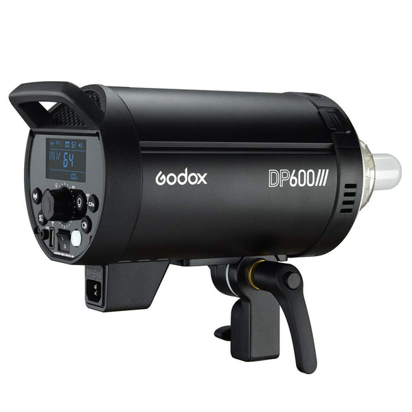 Godox DP600III Studio Flash with Bowens Mount