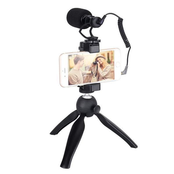 COMICA CVM-VM10-K2 Smartphone Shotgun Video Microphone