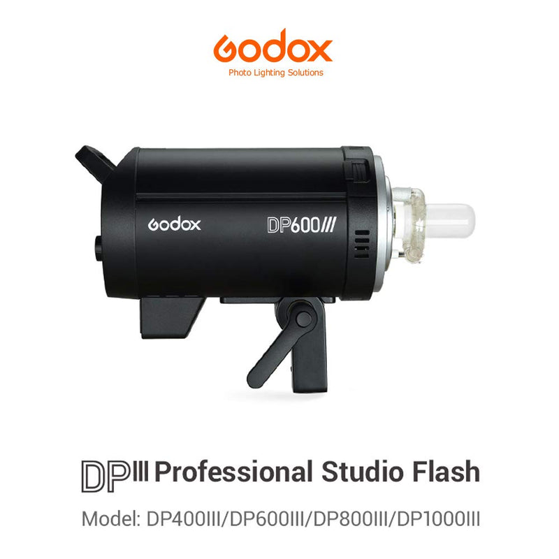 Godox DP600III Studio Flash
