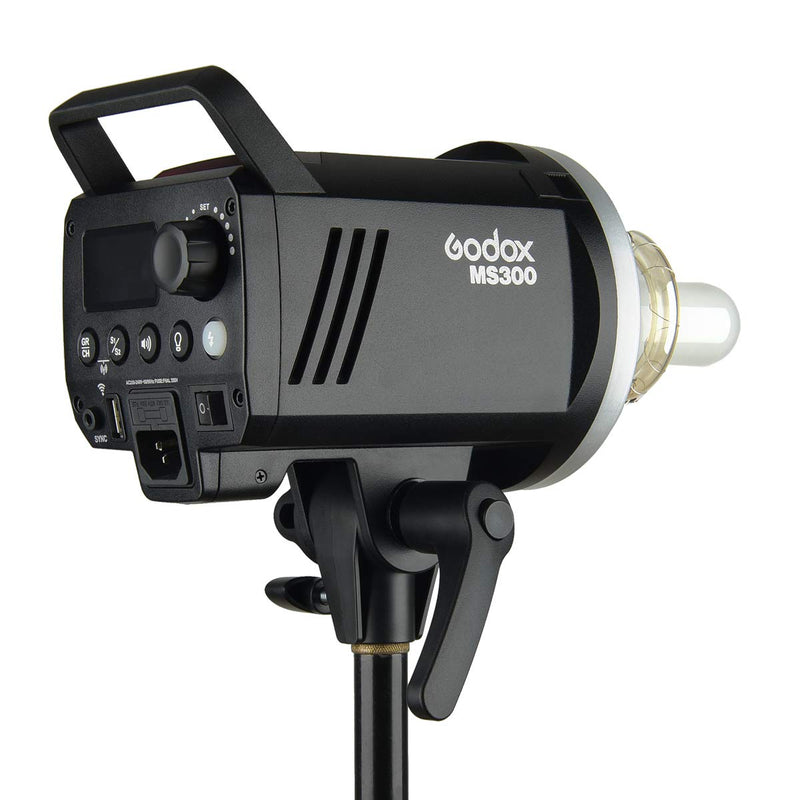 Godox MS300 Studio Strobe Bowens Mount Monolight