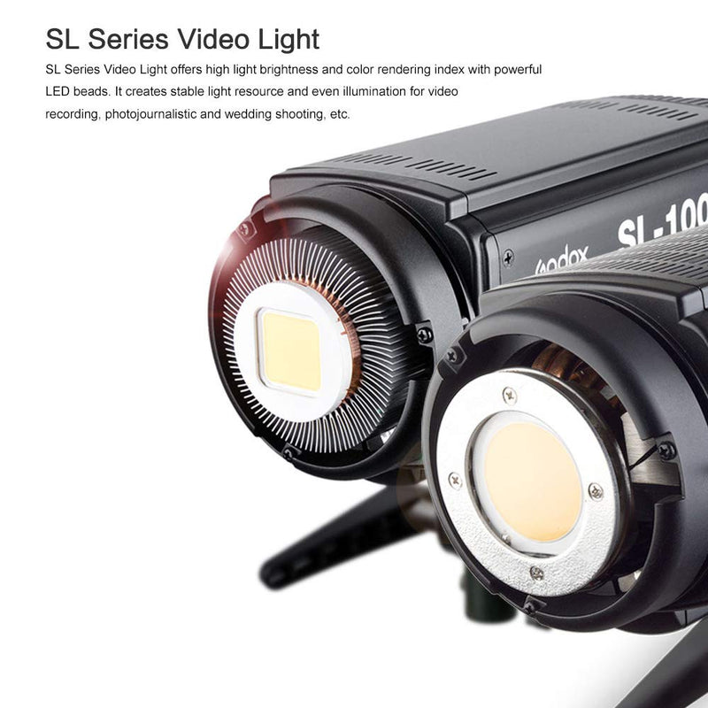 Godox SL-200W Bowens Mount Led Video Light