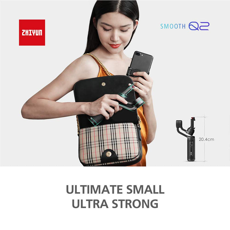 Zhiyun Smooth Q2 Smartphone Gimbal -- Especially Offer for Canada Customers