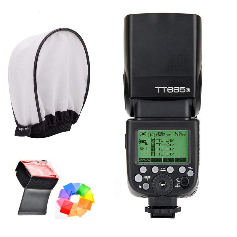 Godox TT685 HSS GN60 TTL Flash Speedlite