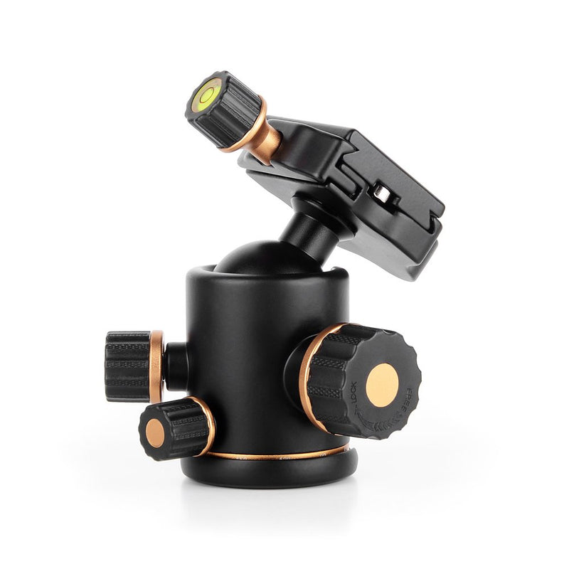 Pergear Heavy Duty Photography Camera Tripod Ball Head