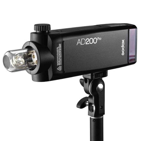 GODOX AD200 Pro with Reflector and Color Filters Kit