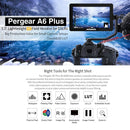 Pergear A6 Plus 5 Inch on camera monitor
