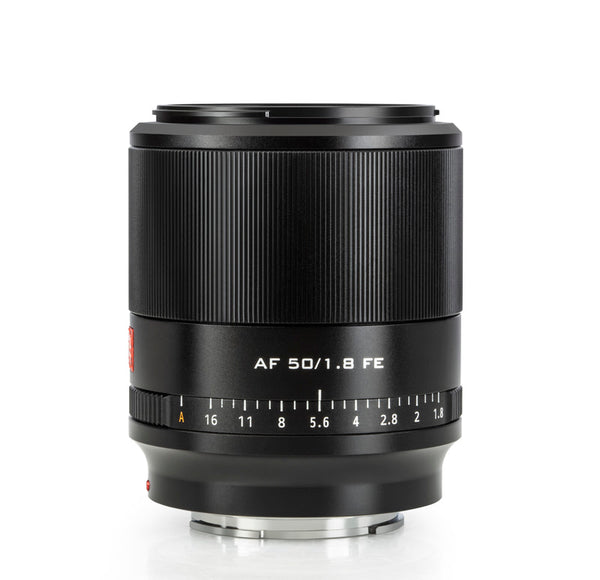Viltrox 50mm f/1.8 Lens Compatible with Sony FE Cameras -- Pre-Order