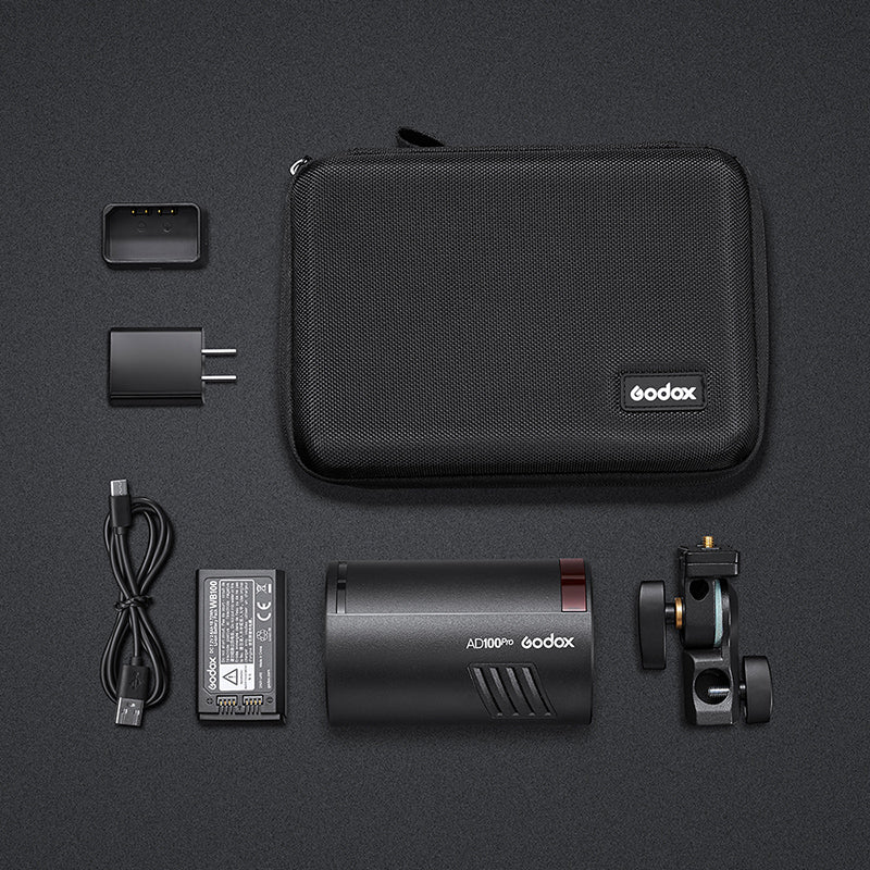 Godox AD100 Pro, Pocket Flash