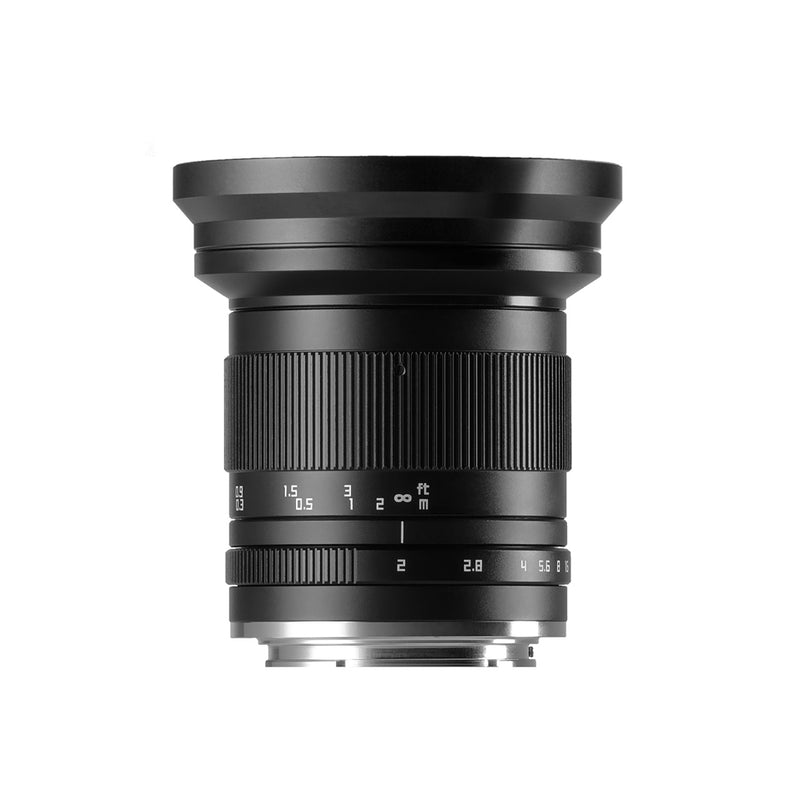 Zonlai 14mm F2 APS-C lens(sony E mount)