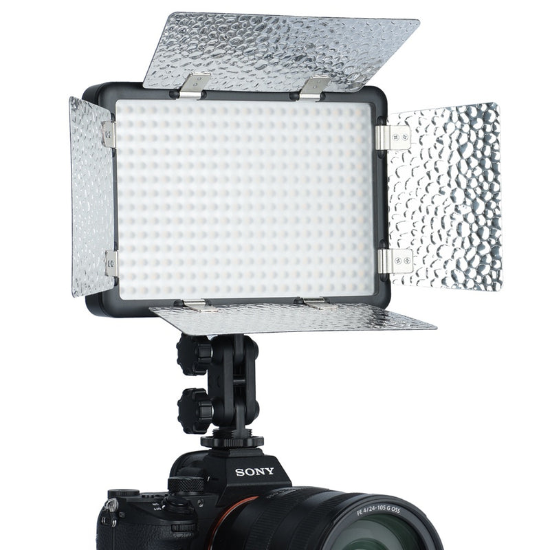 Godox LF308 Daylight LED Video Light with Flash Sync