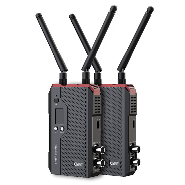 CVW Swift 800Pro Wireless Video Transmission System Set