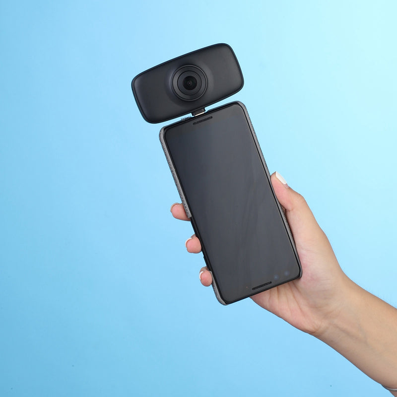 KanDao QooCam Fun 360° Full-View Vlog Camera