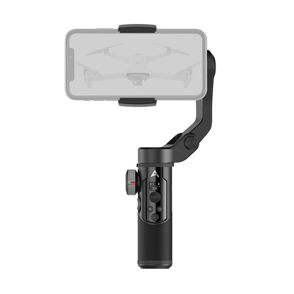 AOCHUAN Smart XR 3-Axis Handheld Foldable Gimbal for Smartphone, 250g Max