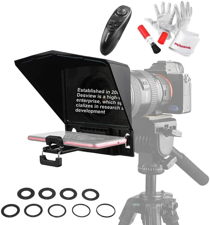 Desview T2 Portable Teleprompter Kit