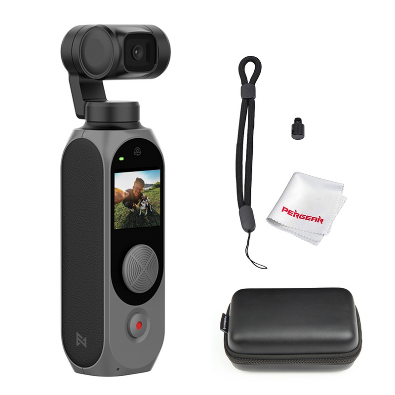 FIMI PALM 2 Handheld Gimbal Pocket Camera Stabilizer With Portable Case