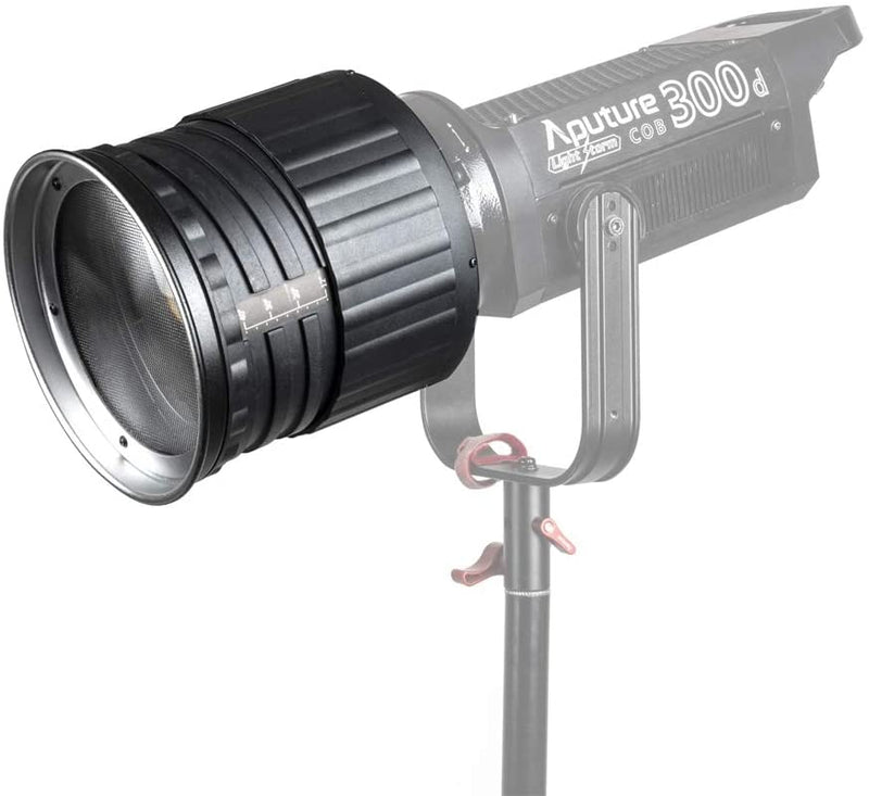 LAOFAS Fresnel Lens Light Modifier with Bowens Mount